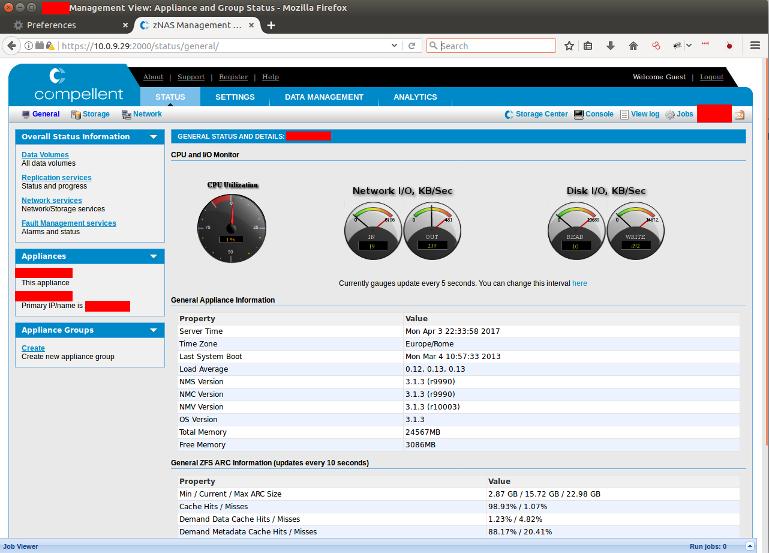 Server compromise on [REDACTED] hosting | nc-lp com
